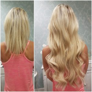 Best hair extensions in London - Wonderful Extensions