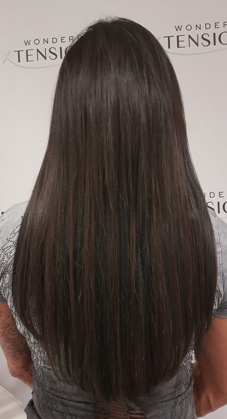 Wonderful Hair Extensions London - Hash Brown